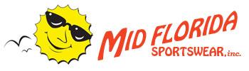 Mid Florida Sportswear Daytona Tshirt Printing Logo