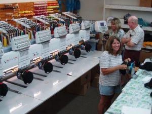 Mid Florida Sportswear Custom Embroidery Daytona Screen Printing Happy Employee Screen Printing
